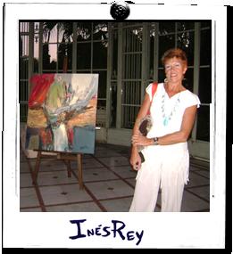 Inés Rey.
